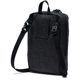 Herschel Sinclair Large Crossbody Tasche 1,5l black crosshatch